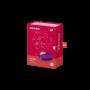 Многофункциональный стимулятор для пар Satisfyer Double Plus, фиолетовый